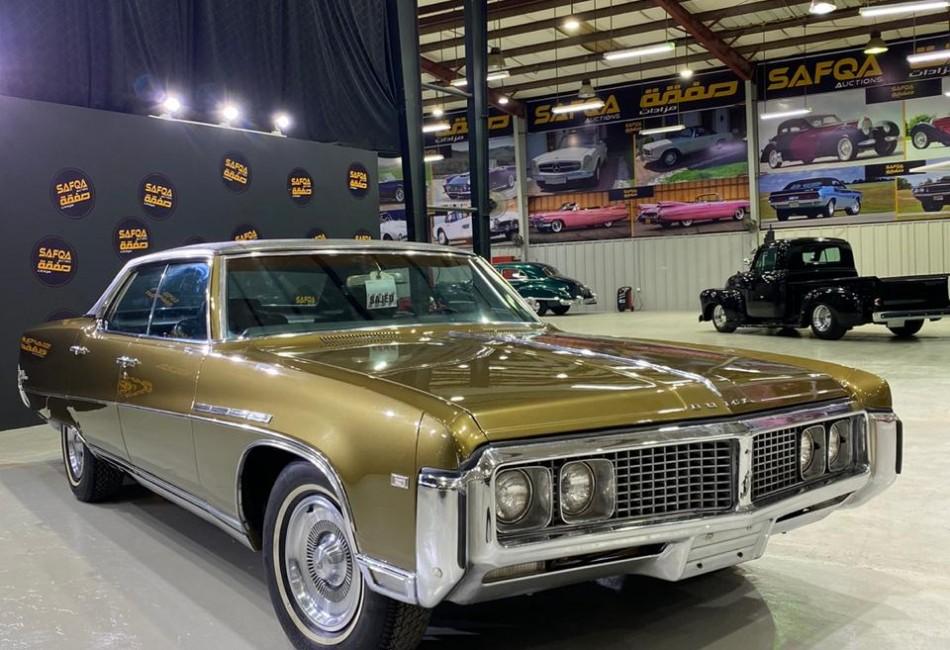 بيوك الكترا 225  1969