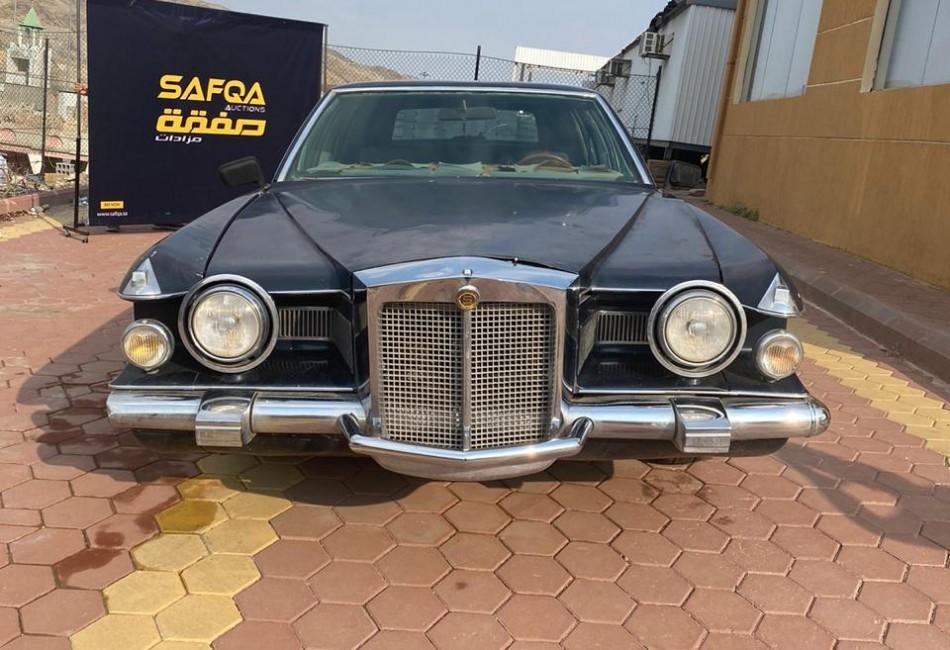 ستدز سيارة الملك خالد الله يرحمه  مشروع تجديد 1978